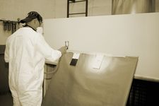 Automotive refinish PPG Fleet paint product lines